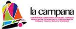 Asociación La Campana Sticky Logo